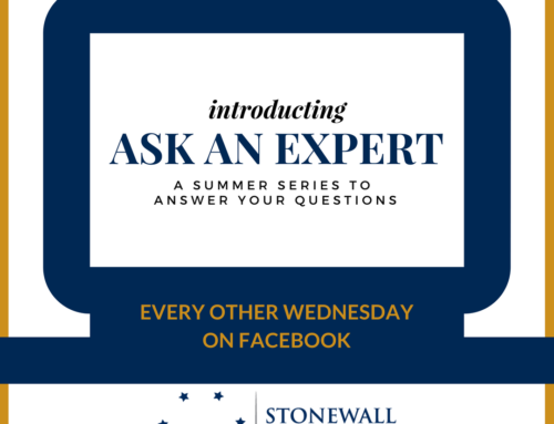 2018 Summer Series: Ask an Expert, Deniece Weaver